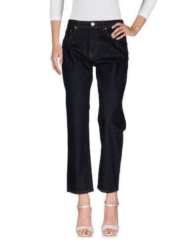 Джинсовые брюки FRANKIE MORELLO 42557749DD