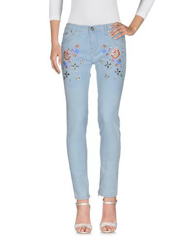 Джинсовые брюки FRANKIE MORELLO 42557786HB