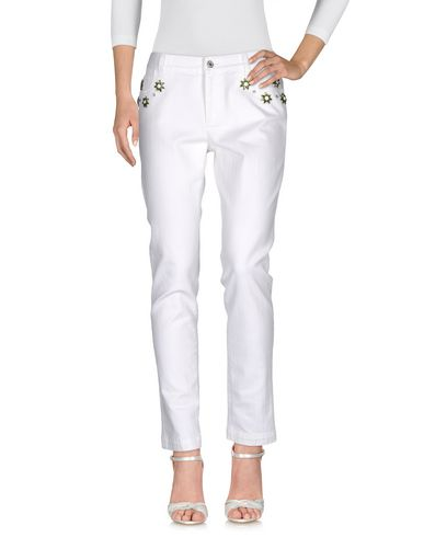 Джинсовые брюки GUCCI 42557953NN