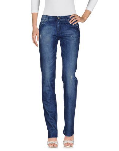 Джинсовые брюки VERSACE JEANS COUTURE 42557999QO