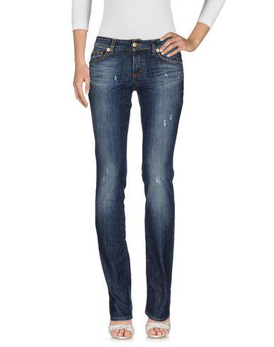 Джинсовые брюки JUST CAVALLI 42558090AD