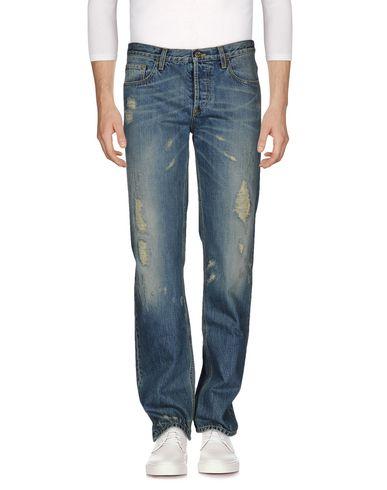 Джинсовые брюки GUCCI 42558130MH