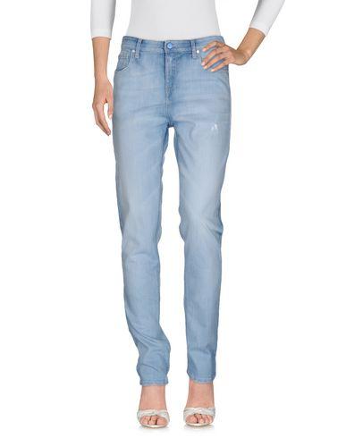Джинсовые брюки MET 42558344PN