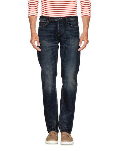 Джинсовые брюки BURBERRY PRORSUM 42558413AF