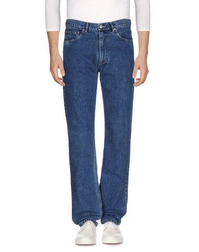Джинсовые брюки FRED PERRY 42558613GM