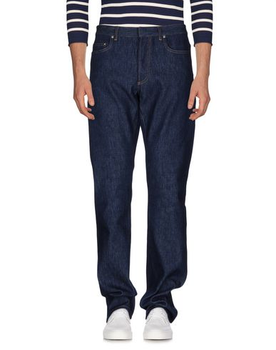 Джинсовые брюки DIOR HOMME 42558631AQ