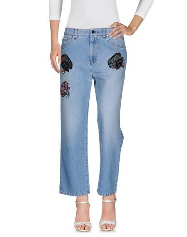 Джинсовые брюки EMILIO PUCCI 42558649GW