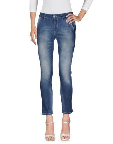 Джинсовые брюки NERO GIARDINI 42558654FG