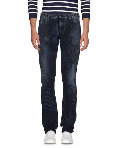 Джинсовые брюки VERSACE 42558708HP