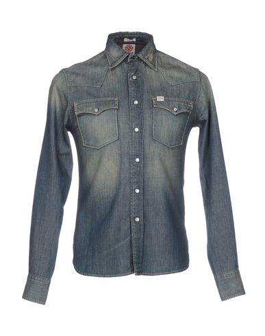 Джинсовая рубашка FRANKLIN & MARSHALL 42558952IE