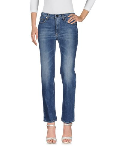 Джинсовые брюки VICTORIA BECKHAM DENIM 42559010AC