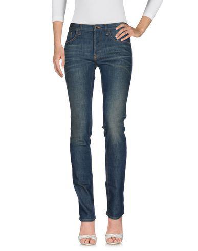 Джинсовые брюки GUCCI 42559140UL