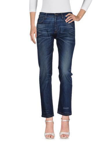 Джинсовые брюки GUCCI 42559141OX