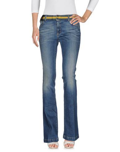 Джинсовые брюки GUCCI 42559147CG