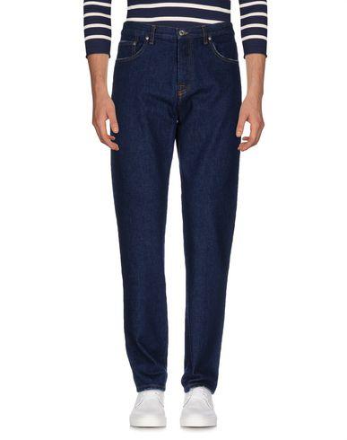 Джинсовые брюки MSGM 42559163XF