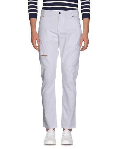 Джинсовые брюки VERSACE COLLECTION 42559214IK