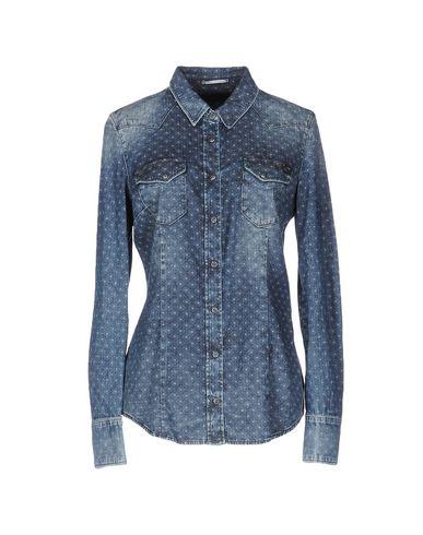 Джинсовая рубашка GAS 42559305QF