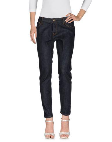 Джинсовые брюки BURBERRY 42559550XL