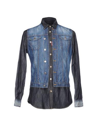 Джинсовая рубашка DSQUARED2 42559554DF