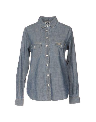 Джинсовая рубашка FRANKLIN & MARSHALL 42559960SN