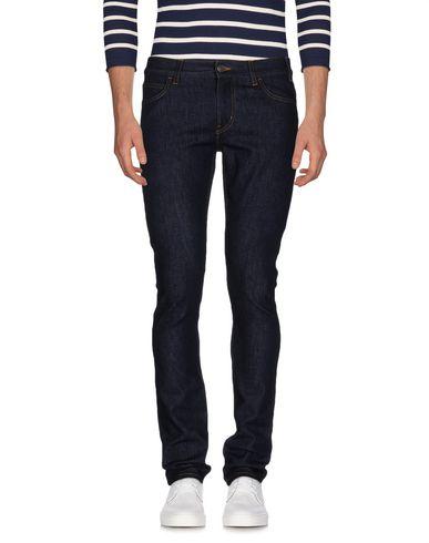 Джинсовые брюки JIL SANDER 42559991SW