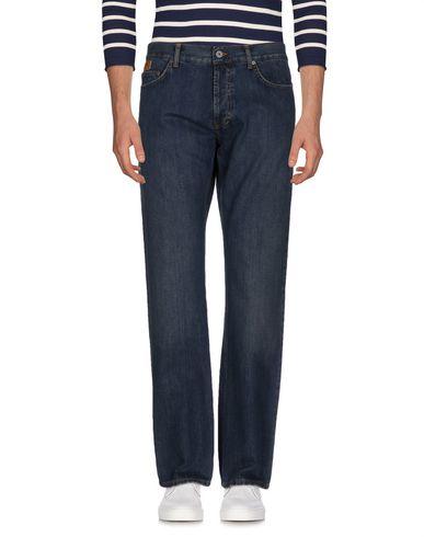 Джинсовые брюки BURBERRY 42560111RP