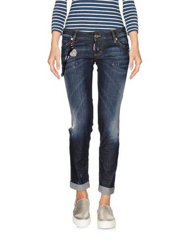 Джинсовые брюки-капри DSQUARED2 42560158BF