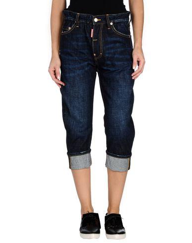 Джинсовые брюки-капри DSQUARED2 42560227MK