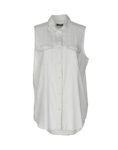Джинсовая рубашка CHEAP MONDAY 42560258HT