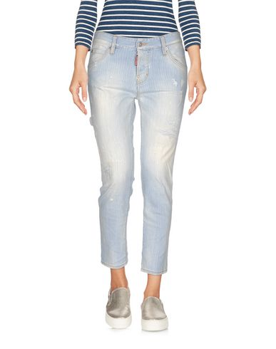 Джинсовые брюки-капри DSQUARED2 42560398TV