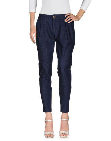 Джинсовые брюки GUCCI 42560445MC