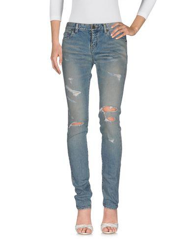 Джинсовые брюки SAINT LAURENT 42560464DS