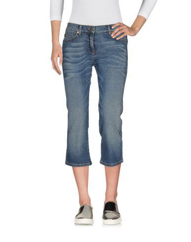 Джинсовые брюки-капри BURBERRY 42560719PN