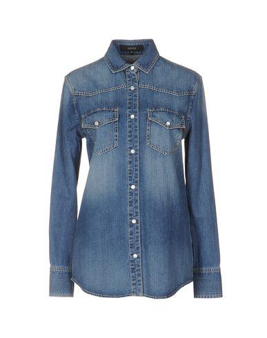 Джинсовая рубашка GUCCI 42560784CB
