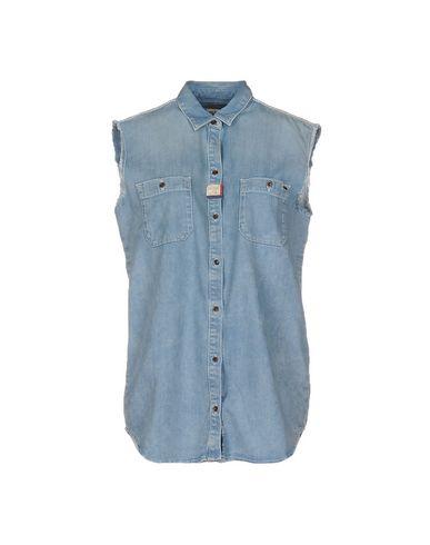 Джинсовая рубашка TOMMY HILFIGER DENIM 42560886AW