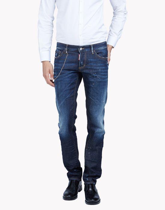 slim jeans moda vaquera Hombre Dsquared2