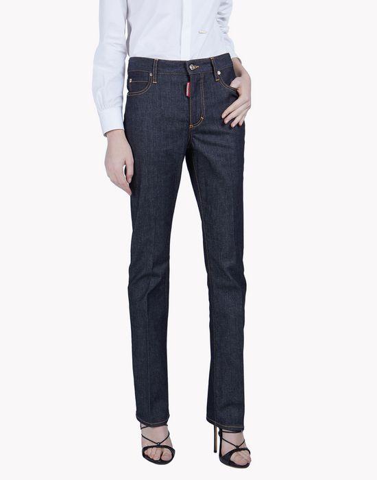 los angeles jeans denim Woman Dsquared2