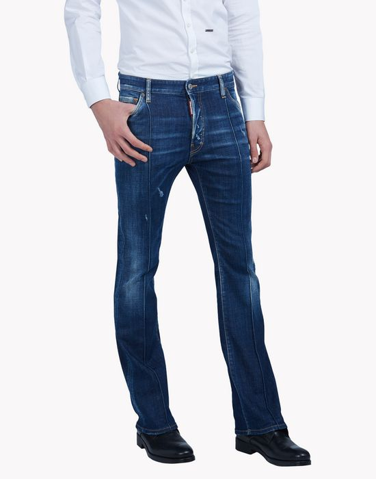 richard bb1 wash jeans denim Man Dsquared2