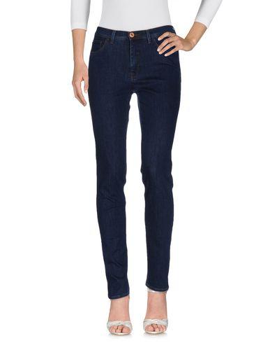 Джинсовые брюки TRUSSARDI JEANS 42561040FP