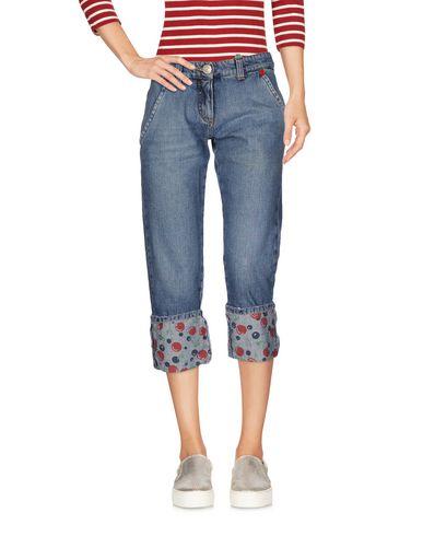 Джинсовые брюки-капри ICE B ICEBERG 42561147OE