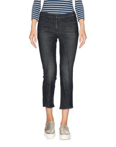 Джинсовые брюки-капри CARACTERE ARIA 42561183RP