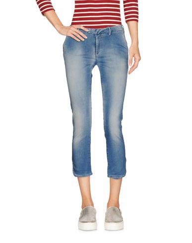 Джинсовые брюки-капри MET & FRIENDS 42561227KB
