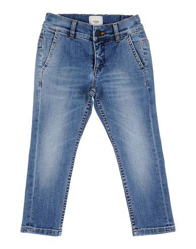 Джинсовые брюки FENDI 42561255XV