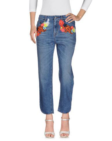 Джинсовые брюки CHRISTOPHER KANE 42561288TK