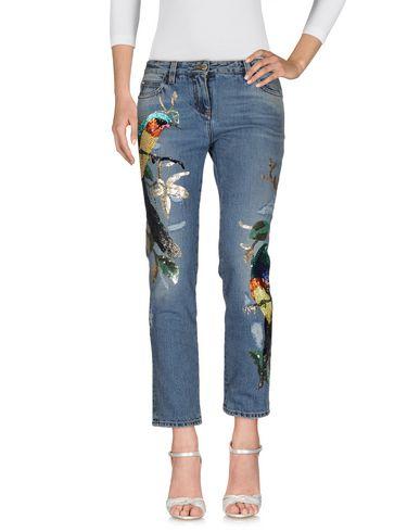 Джинсовые брюки ROBERTO CAVALLI 42561298XG