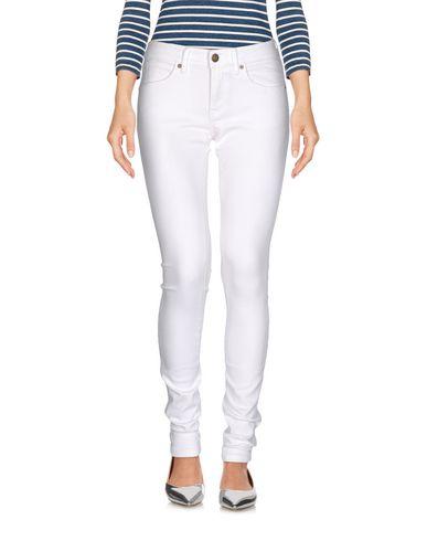 Джинсовые брюки BURBERRY 42561306SW