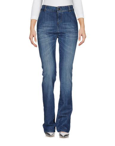 Джинсовые брюки PINKO BLACK 42561325LG