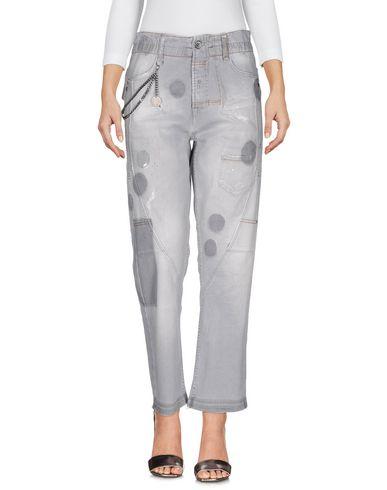 Джинсовые брюки HIGH 42561551TM