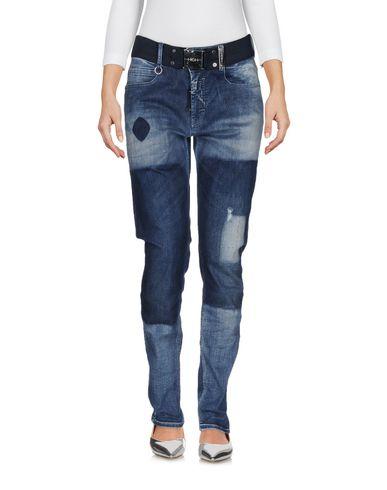 Джинсовые брюки HIGH 42561582DT