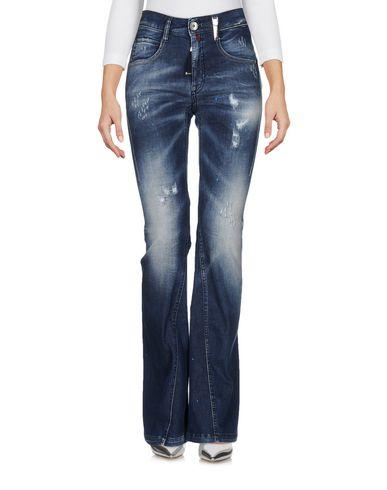 Джинсовые брюки HIGH 42561583VJ
